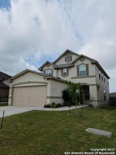 San Antonio Single Family Home New: 7423 Bluebonnet Bay