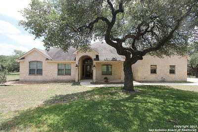 Comal County Single Family Home New: 233 Verde Trce