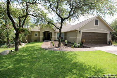 San Antonio Single Family Home New: 26314 Silver Cloud Dr
