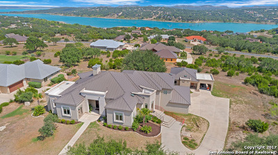 Canyon Lake Single Family Home New: 255 San Salvadore