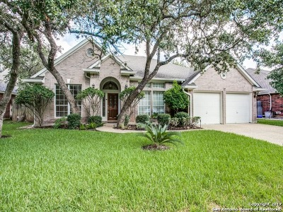 San Antonio Single Family Home New: 22 Cutter Green Dr