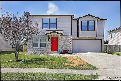 New Braunfels Single Family Home New: 663 NW Crossing Dr