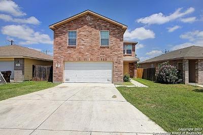 San Antonio Single Family Home New: 9659 Sandflat Pass