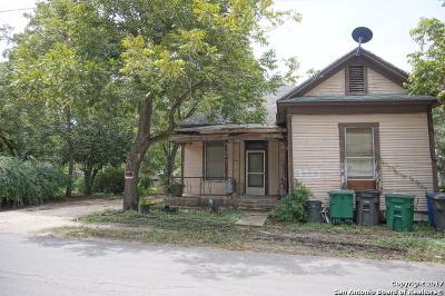 San Antonio Single Family Home New: 310 Ada St