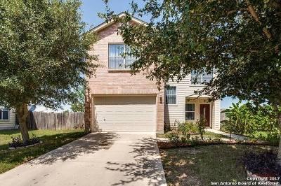 San Antonio Single Family Home New: 11003 Baffin Oaks