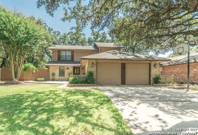 San Antonio Single Family Home New: 9306 Cheswick