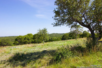 Boerne Residential Lots & Land For Sale: Lot 73, Phase 3 Table Rock
