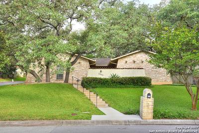 San Antonio Single Family Home New: 3055 Colony Dr