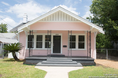 Single Family Home New: 329 Rigsby Ave