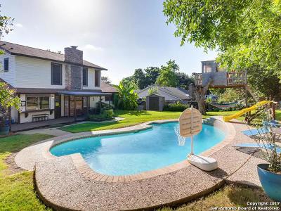 San Antonio Single Family Home New: 15602 E Country Cir