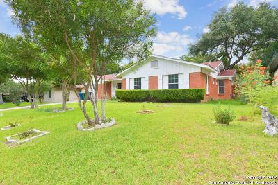 San Antonio Single Family Home New: 11111 Auldine Dr