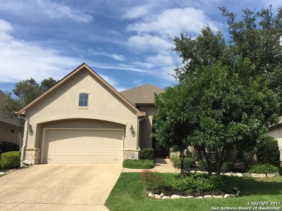 San Antonio Single Family Home Price Change: 215 Roseheart