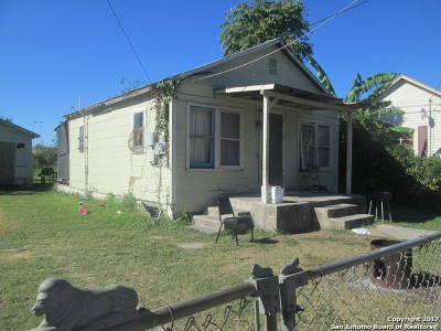 San Antonio Single Family Home New: 214 Rehmann St