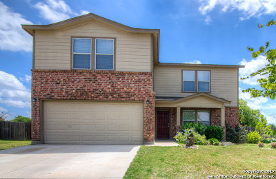 New Braunfels Single Family Home New: 1549 Cap Stone Rdg