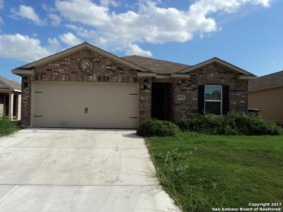 San Antonio Single Family Home New: 6122 Pleasant Lake