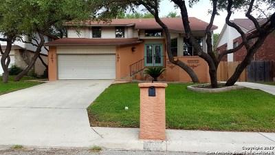 San Antonio Single Family Home New: 7110 Malvern Dr