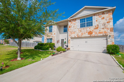 New Braunfels Single Family Home New: 3662 Archer Blvd