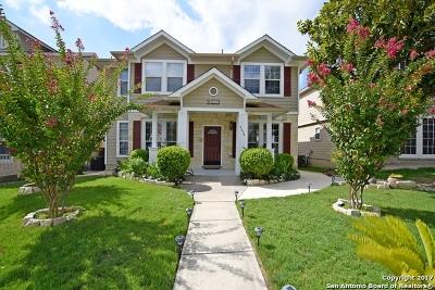 San Antonio Single Family Home New: 9630 Summer Vail