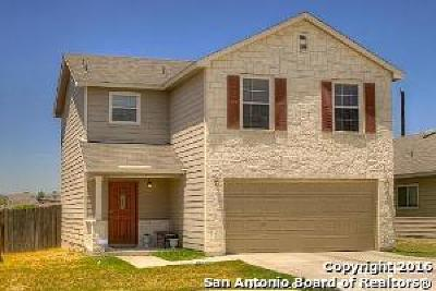 Bexar County Single Family Home New: 415 Mallow Grove