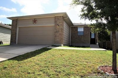 San Antonio Single Family Home New: 1018 Sundance Fall