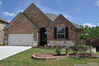 Cibolo Single Family Home New: 648 Perugia