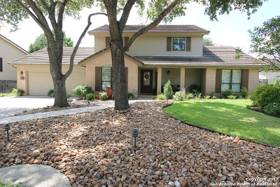 San Antonio Single Family Home New: 19919 Encino Ridge St