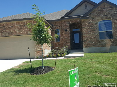 Single Family Home New: 2839 Tortuga Verde
