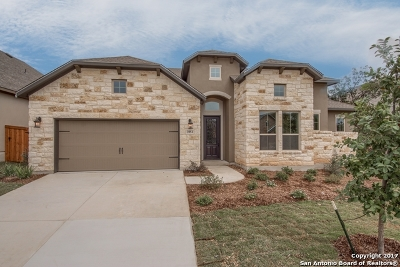 San Antonio Single Family Home New: 3951 Monteverde Way