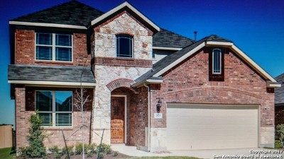 Guadalupe County Single Family Home Price Change: 2829 Red Tip Dr