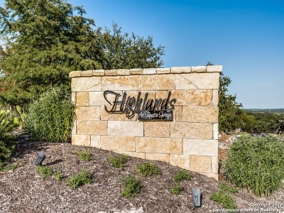 Boerne Residential Lots & Land For Sale: Lot 96r Hannah Ln