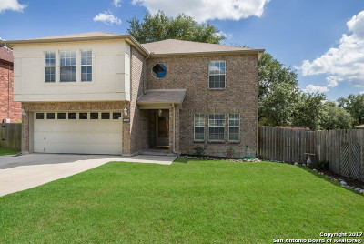 Schertz Single Family Home New: 420 Ashley Park