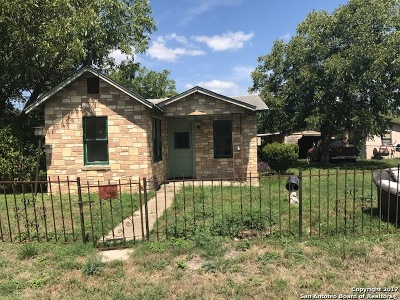 Medina County Single Family Home New: 11622 Castro Avenue (Fm 2790)