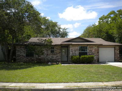 Kirby Single Family Home New: 2007 Hickory Hill Dr
