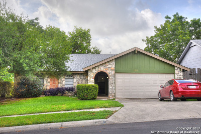 Live Oak Single Family Home New: 7838 Lazy Forest St