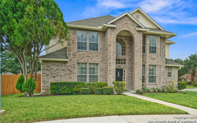 San Antonio Single Family Home Back on Market: 4426 Shavano Peak