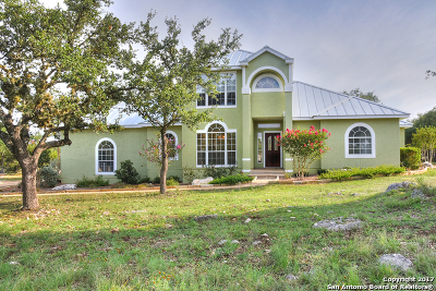 Fair Oaks Ranch Single Family Home New: 8155 Rolling Acres Trl