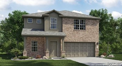 Converse Single Family Home New: 10219 Waverunner