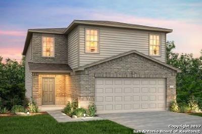 Helotes Single Family Home New: 11721 Silver Sky