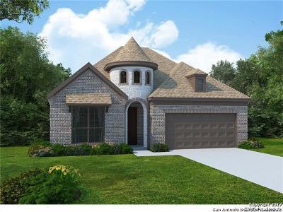 Bexar County Single Family Home New: 415 Montessa Park