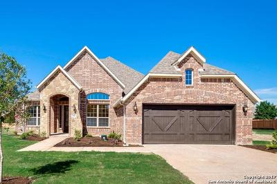 Bexar County Single Family Home New: 411 Montessa Park