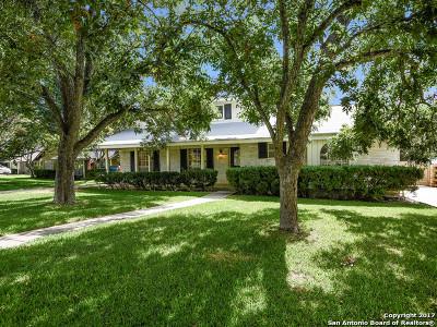 Bexar County Single Family Home New: 7772 Woodridge Dr
