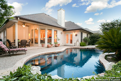 Helotes Single Family Home For Sale: 13606 French Park
