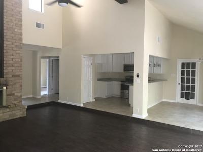 San Antonio TX Single Family Home New: $239,900