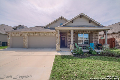 Guadalupe County Single Family Home New: 1414 Shadow Rock
