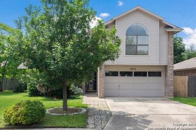 San Antonio TX Single Family Home New: $219,500