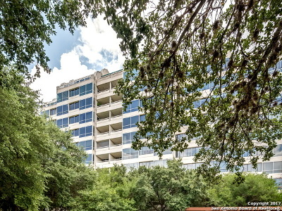 Bexar County Condo/Townhouse For Sale: 200 Patterson Ave #808