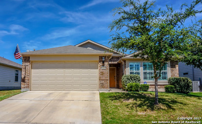 Schertz Single Family Home New: 1314 Red Barn Run
