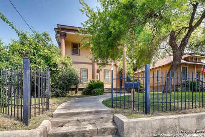 Bexar County Multi Family Home Price Change: 411 E Carson St