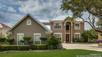 Bexar County Single Family Home New: 606 Mesa Rdg