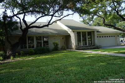 San Antonio Single Family Home New: 13111 Country Trl